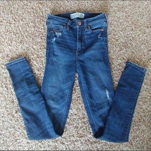 Jeans size 00